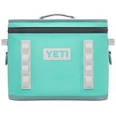 Yeti Hopper Flip 18 Soft Cooler Aquifer Blue