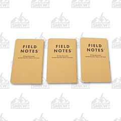 Field Notes Left-Handed 3-Pack