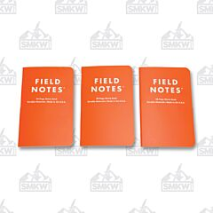 Field Notes Expedition 3 Waterproof Notebooks