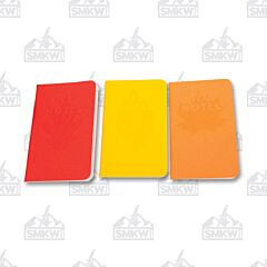 Field Notes Autumn Trilogy 3-Pack