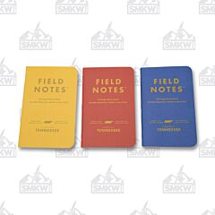 Field Notes Set of 3 Tennessee County Fair Graph Paper Memo Books