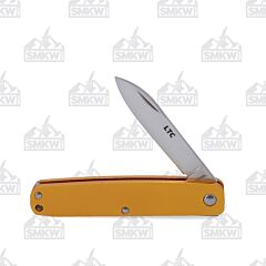 Fallkniven LTCOR Legal To Carry Orange Folder