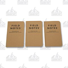Field Notes Mixed Three-Pack Memo Books