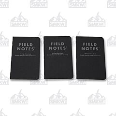 Field Notes Set of 3 Dot-Graph Paper Memo Books