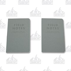 Field Notes Signature Blank Notebooks Set of 2