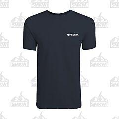 Costa Emblem Bass Short Sleeve Shirt
