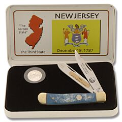 Frost Cutlery New Jersey Quarter & Trapper Gift Set