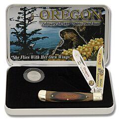 Frost Cutlery Oregon Quarter & Trapper Gift Set