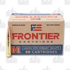 Frontier Cartridge 300 AAC Blackout 125 Grain Full Metal Jacket 50 Rounds