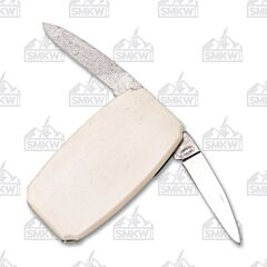 Frost Cutlery Smooth Bone Money Clip