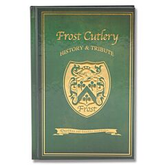 Frost Cutlery History and Tribute Hardcover