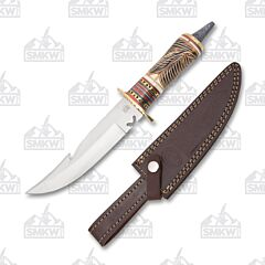 Frost Cutlery Chipaway Cutlery Falling Feather Fixed Blade
