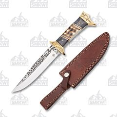 Frost Cutlery Chipaway Cutlery Mystic Leader Fixed Blade