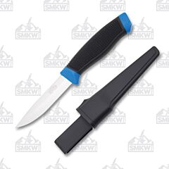 Frost Cutlery Black and Blue Lightweight Hunter