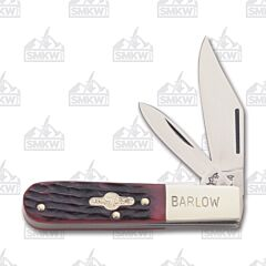 Frost Cutlery Red Jigged Bone Barlow