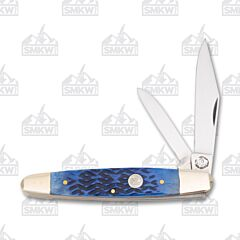 Frost Cutlery Iron Horse Blue Bone Texas Jack