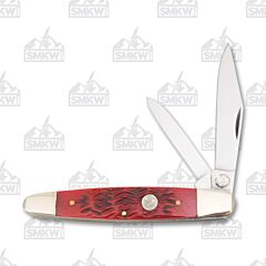 Frost Cutlery Iron Horse Red Bone Texas Jack
