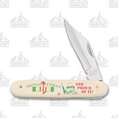 Frost Cutlery Proud Vietnam Veteran Novelty Knife