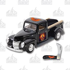 Frost Cutlery Halloween Knife and Truck Set