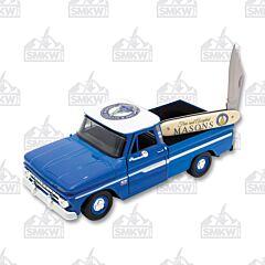Frost Cutlery Masonic Knife & Truck Set