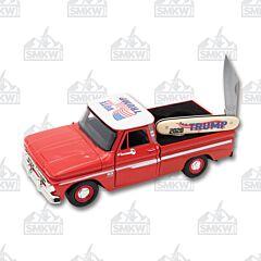 Frost Cutlery Trump 2020 Knife & Truck Set