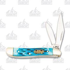 Frost Cutlery Steel Warrior Blue Pickbone Peanut