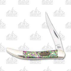Frost Cutlery Steel Warrior Mardi Gras Toothpick