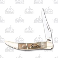 Frost Cutlery Steel Warrior Ram & Ox Horn Little Toothpick