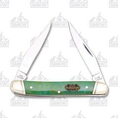 Frost Cutlery Steel Warrior Crashing Waves Muskrat