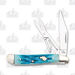 Frost Cutlery Steel Warrior Blue Pickbone Field Dog Peanut