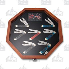 Frost Cutlery Battle of the Civil War Trapper Display Set