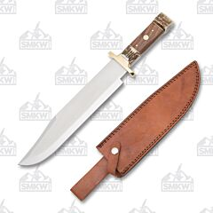 Frost Cutlery Trophy Stag Bowie