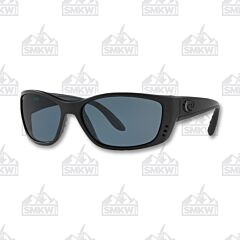 Costa Fisch Blackout Plastic Sunglasses