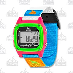 Freestyle Shark Classic Clip Black and Neon