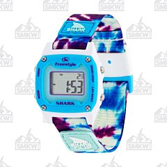 Freestyle Shark Mini Clip Tie-Dye Blue Daze Watch
