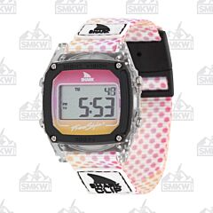 Freestyle Shark Classic Clip Candy Dots Pink Watch