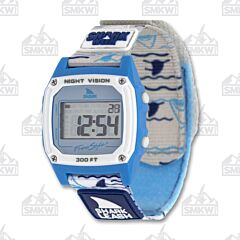 Freestyle Shark Classic Leash Shark Week Swell Watch