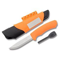 Morakniv Bushcraft Survival Knife Blaze