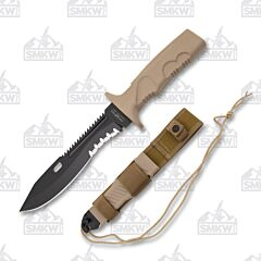 Fox Knives Leonida OD Green