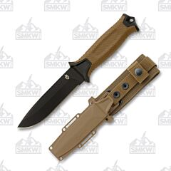 Gerber Coyote Brown StrongArm Plain