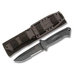 Gerber Prodigy TacHide GFN Black Partially Serrated