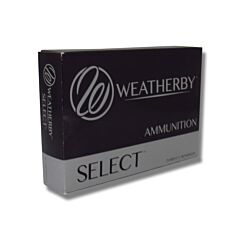 Weatherby Select 300 Weatherby Magnum 180 Grain Norma Spitzer 20 Rounds