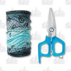 Gerber Neat Freak Scissors and Fishing Gaiter