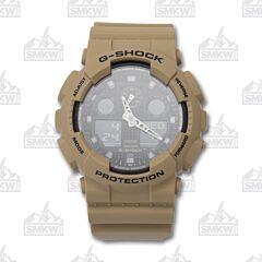 Casio G-Shock Military Sand Layered Watch