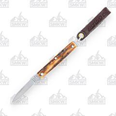 Great Eastern Cutlery Sambar Stag Keychain Spear Point
