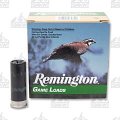 "Remington Game Loads 12 Gauge 2 3/4"" 1 oz Shot 8 Shot 25 Rounds"