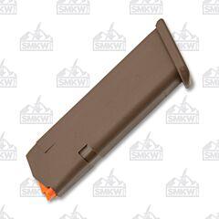 Glock G17 Gen 5 9mm 17-Round Magazine FDE