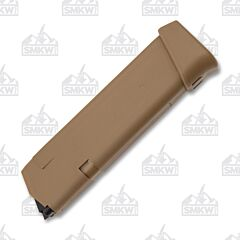 Glock G19X 9mm 19-Round Magazine Coyote Brown