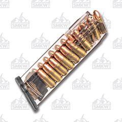 ETS Glock 17 9mm 17 Round Clear Magazine