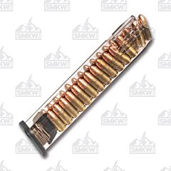 ETS Glock Competition 9mm 27 Round Clear Extended